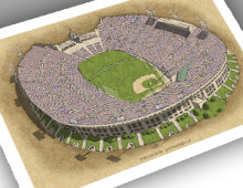 thumbnail of 13x19 print of LA Coliseum