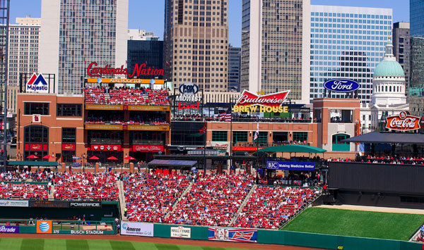 There Used To Be A Ballpark Rooftop Seating Through The Years